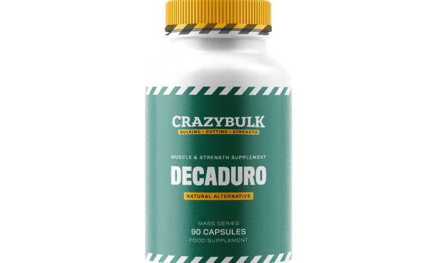 Revisión de DecaDuro: Alternativa de Deca Durobolin para aumentar el volumen
